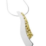 Vuosien kultaa | hopea 925, Lapin kultahiput | riipus