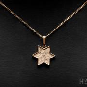 Pohjantähti | Kulta 585, timantti | Kaulakoru